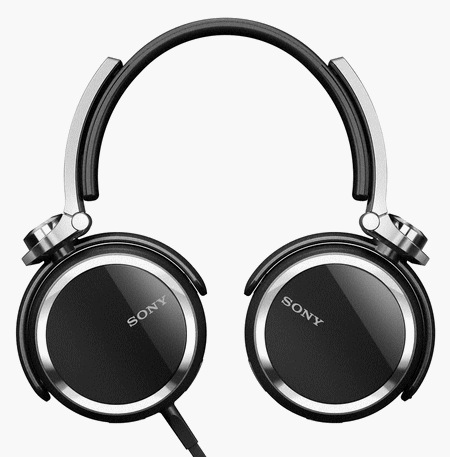 Sony MDR-XB800 Extra Bass headphones
