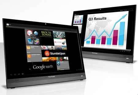 ViewSonic VSD220 Smart Display runs Android