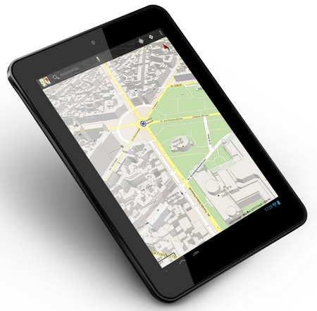 Archos 80 Cobalt 8-inch Android Tablet maps
