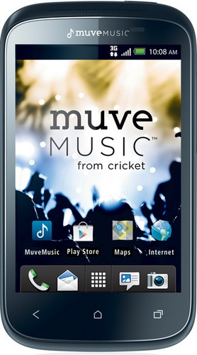 Cricket Wireless outs HTC Desire C front