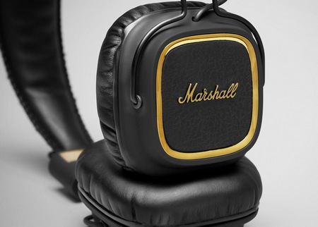 Marshall Major 50 FX Headphones Celebrates its 50th Anniversary logo