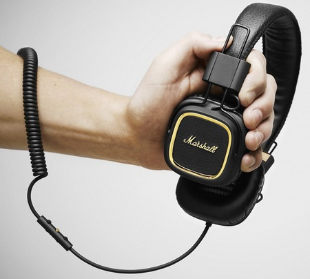 Marshall Major 50 FX Headphones Celebrates its 50th Anniversary on hand 1