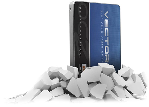 OCZ Vector SSD powered by Indilinx Barefoot 3 Controller ground breaking