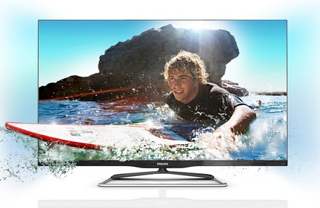 Philips PFL6900 Series Frameless Smart TVs