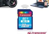 Transcend WiFi SD Memory Card 1