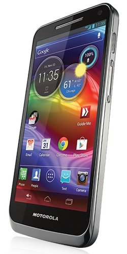 U.S. Cellular Motorola ELECTRIFY M 4G LTE Smartphone angle 1
