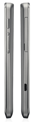 U.S. Cellular Motorola ELECTRIFY M 4G LTE Smartphone sides
