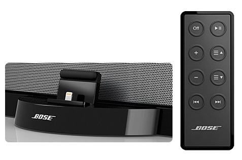 Bose SoundDock Series III Lightning Speaker Dock dock remote