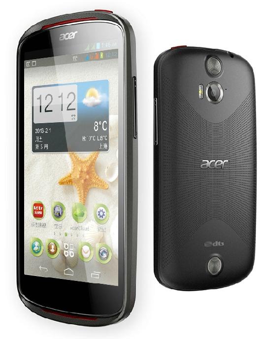 Acer Liquid E1 4.5-inch Mid-range Dual-SIM Smartphone black