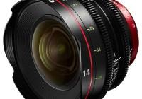 Canon Cinema Prime CN-E14mm T3.1 L F lens 1