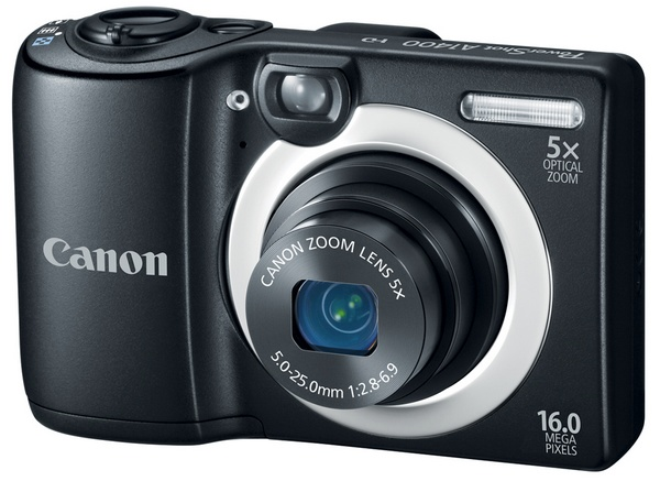Canon PowerShot A1400 digital camera 1