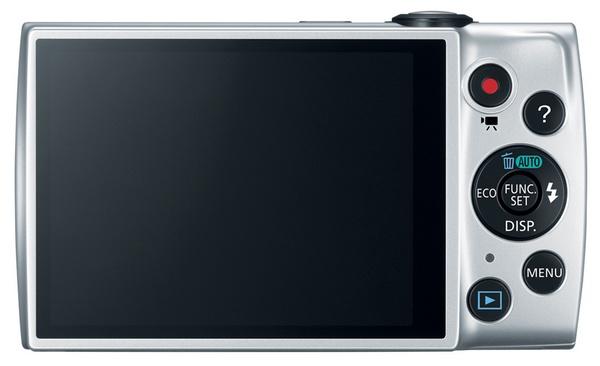 Canon PowerShot A2600 digital camera back