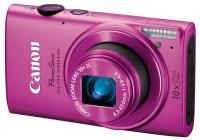 Canon PowerShot ELPH 330 HS Camera pink