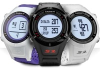 Garmin Approach S2 Golf Wristwatch loaded with 30,000 Golf Courses