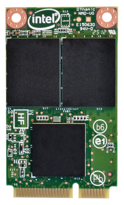 Intel SSD 525 Series mSATA SSD for Ultrabooks 1