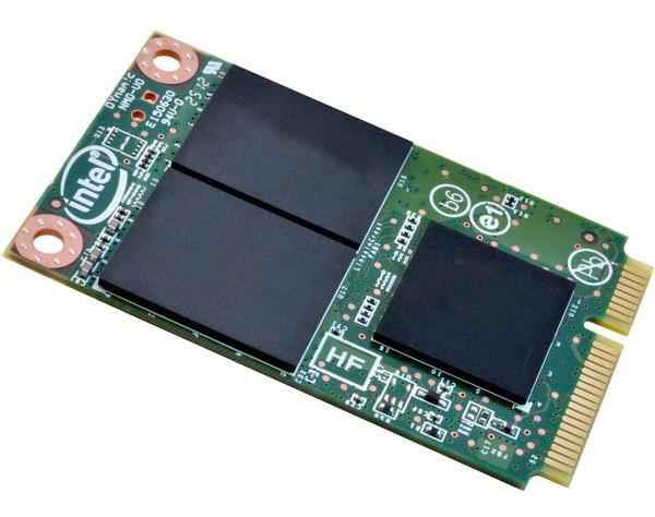 Intel SSD 525 Series mSATA SSD for Ultrabooks