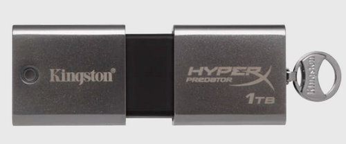 Kingston DataTraveler HyperX Predator 3.0 1TB USB 3.0 Flash Drive