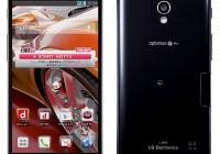 LG Optimus G Pro L-04E for NTT DoCoMo black
