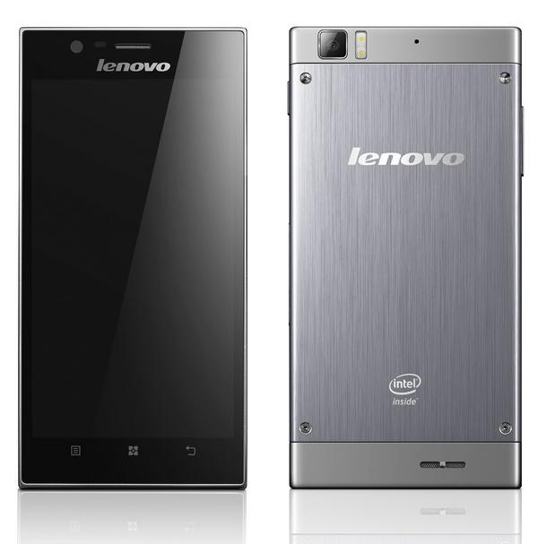 Lenovo K900 Smartphone gets Intel Atom CPU, 5.5-inch 1080p IPS
