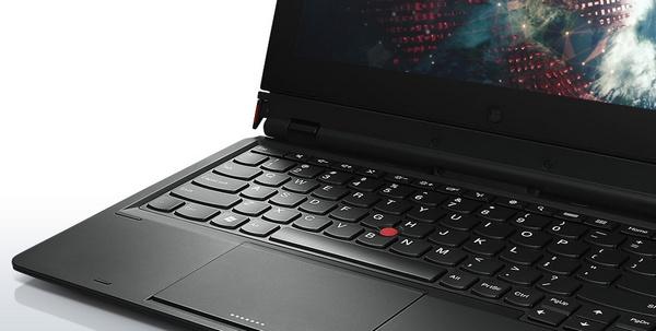 Lenovo ThinkPad Helix Convertible Ultrabook tablet keyboard