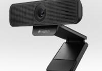 Logitech C920-C Full HD webcam black