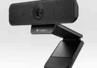 Logitech C920-C Full HD webcam black