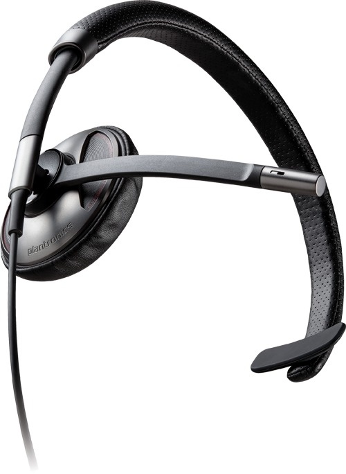 Plantronics Blacktop 500 Bluetooth Headset for Commercial Drivers