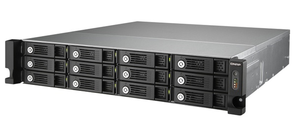 QNAP TS-1270U-RP Turbo NAS System with 10GbE