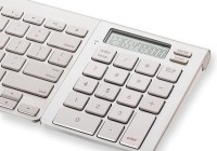 SMK-Link iCalc Bluetooth Calculator Keypad aligned