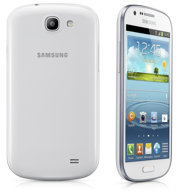 Samsung Galaxy Express Mid-range Android Phone Intenational back