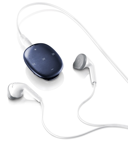 Samsung Galaxy Muse Pebble-shaped MP3 Player 1