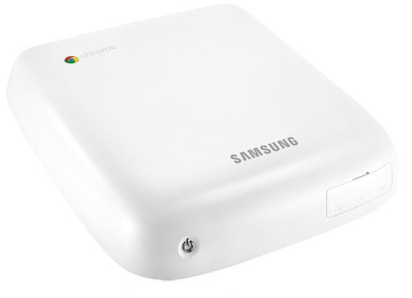 Samsung Series 3 Chromebox XE300M22-B01US gets a new look top