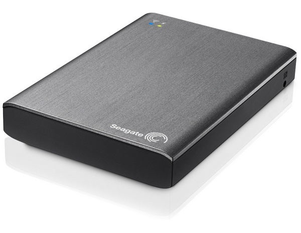 Seagate Wireless Plus Mobile Drive Stream Media to your Tablets, Smartphones 2