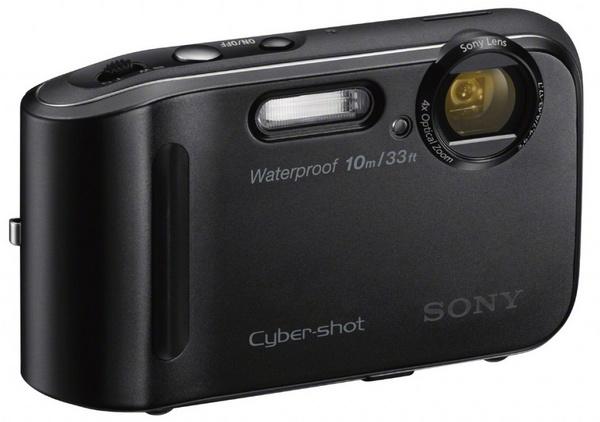 Sony Cyber-shot DSC-TF1 Rugged Camera black