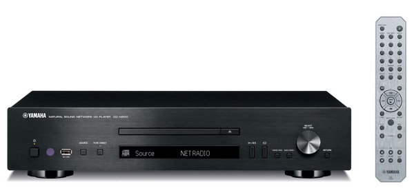 Yamaha CD-N500 Network CD Player