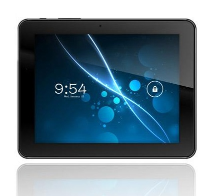 ZTE V81 8-inch Android Tablet with HSPA Support
