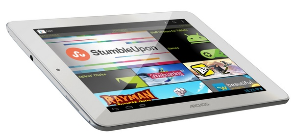 Archos 80 Platinum quad-core android tablet