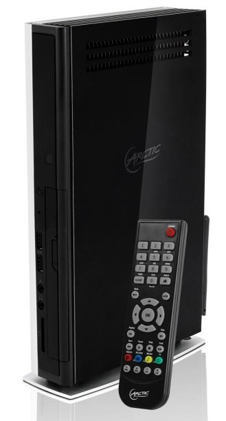 Arctic MC001-XBMC Home Media Center with XBMC