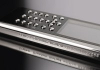 Gresso Crusier Titanium Luxury Phone side 1
