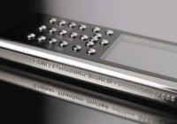 Gresso Crusier Titanium Luxury Phone side 1