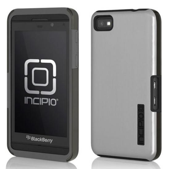 Incipio Dual Pro SHINE BlackBerry Z10 case
