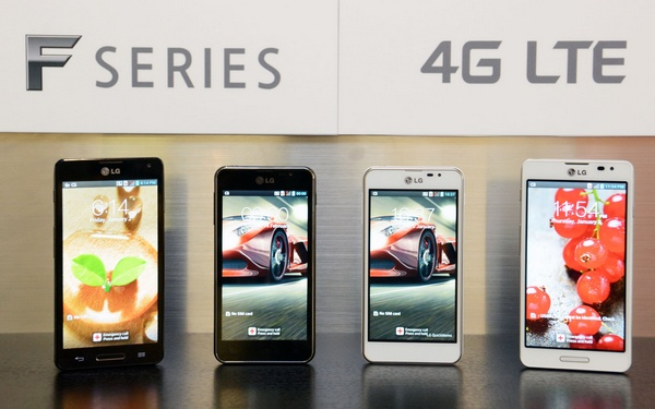 LG Optimus F7 and F5 bring 4G LTE to the Mass