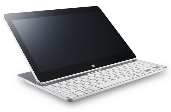 LG Tab-Book Ultra Z160 LTE-capable Windows 8 Hybrid side