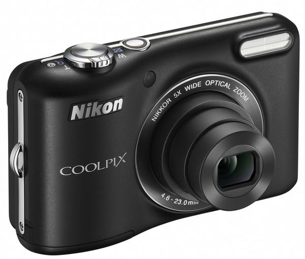 Nikon CoolPix L28 compact digital camera black