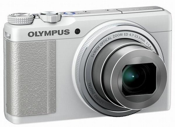 Olymous Stylus XZ-10 Compact Prosumer Camera white