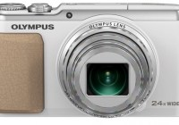 Olympus STYLUS SH-50 iHS Long-zoom Point-and-Shoot with 5-Axis Video Stabilization white