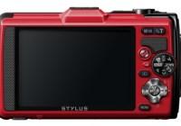 Olympus STYLUS TOUGH TG-2 iHS Flagship Rugged Camera back
