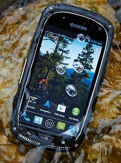 Sprint Kyocera Torque Ultra-rugged 4G LTE Smartphone 3