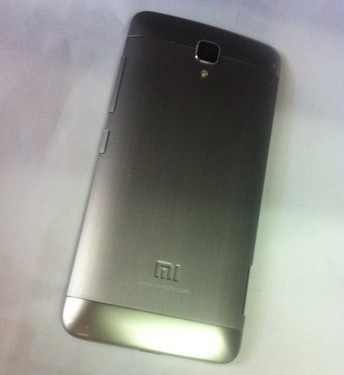 Xiaomi MI3 Photo Leaked