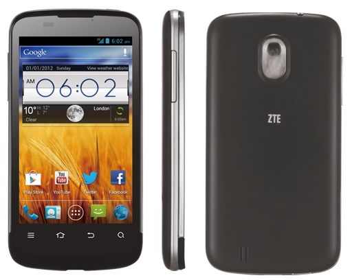 ZTE Blade III hits Virgin Mobile UK
